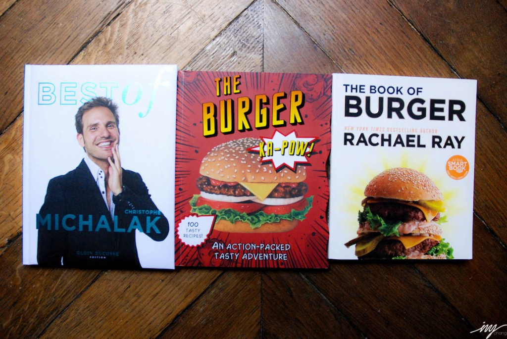 La cuisine de Julien Lacheray de Paris Burger