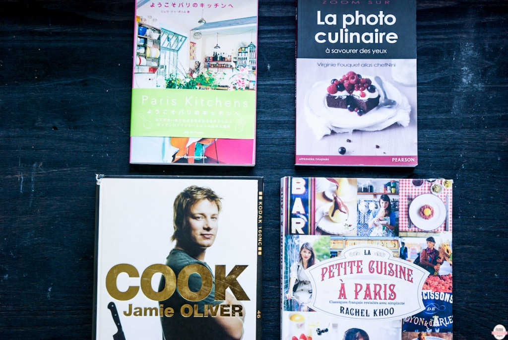 Ophélie's Kitchen Book